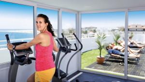allsun Hotel Lucana_Fitnessbereich