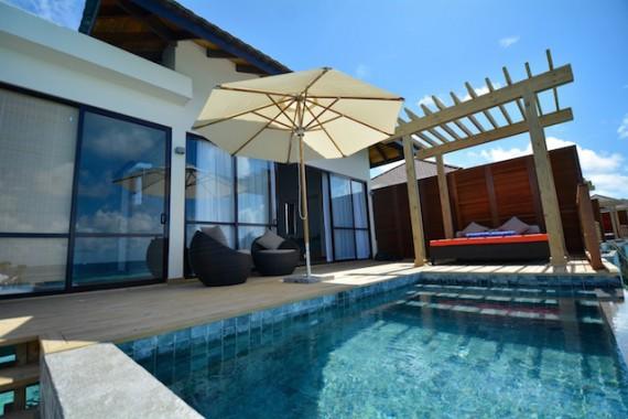 ROBINSON-Club-Maldives_Eröffnung-Wasservillen_4